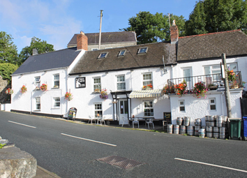 Thumbnail Pub/bar for sale in Pembrokeshire - 17th Century Village Inn SA43, St. Dogmaels, Pembrokeshire