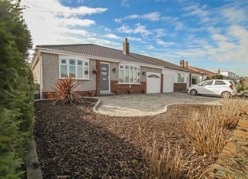 Thumbnail 3 bed semi-detached bungalow for sale in Chatburn Close, Great Harwood, Blackburn