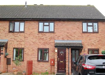 Thumbnail 2 bed terraced house for sale in Belmont Court, Hereford