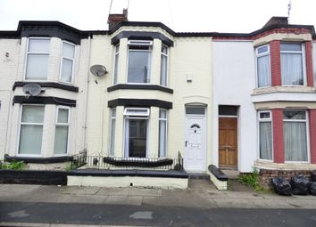Thumbnail 2 bedroom terraced house for sale in Chelsea Road, Litherland, Liverpool