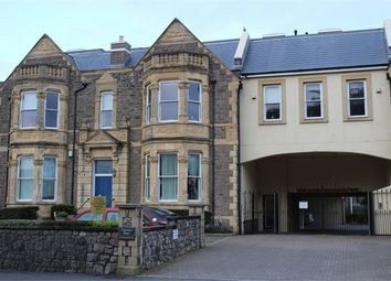 Thumbnail 2 bedroom flat for sale in Clarence Road North, Weston-Super-Mare, North Somerset.