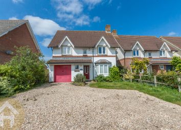 Thumbnail 4 bed detached house for sale in The Green, Dauntsey, Chippenham