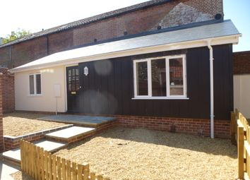 Thumbnail 1 bed semi-detached bungalow for sale in Chandlers Hill, Wymondham