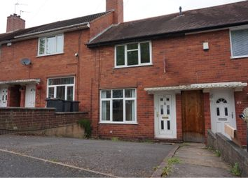 Thumbnail 2 bed terraced house for sale in Longstone Road, Great Barr, Birmingham