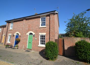 Thumbnail 2 bed end terrace house to rent in White Lion Court, Hadleigh, Ipswich