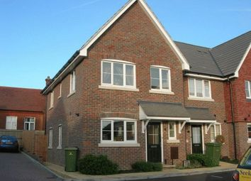 Thumbnail 3 bed end terrace house to rent in Westborough Mews, Maidstone, Kent