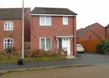 Thumbnail 3 bedroom detached house for sale in Llys Ynysgeinon, Godrergraig, Swansea
