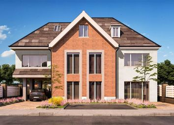 Thumbnail 2 bed flat for sale in Leicester Road, New Barnet, Hertfordshire
