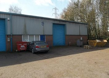 Thumbnail Light industrial to let in Edison Close, Wellingborough