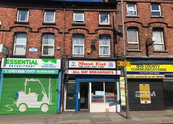 Thumbnail 1 bed property to rent in County Road, Walton, Liverpool