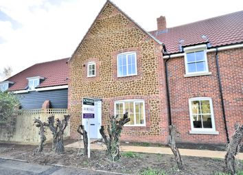 Thumbnail 3 bed terraced house for sale in Common Road, Snettisham, King's Lynn
