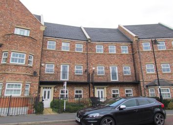 Thumbnail 4 bed terraced house to rent in Featherstone Grove, Gosforth, Newcastle Upon Tyne