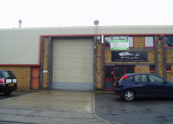 Thumbnail Light industrial for sale in Sunnyside Road North, Weston-Super-Mare