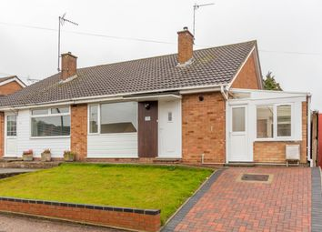 Thumbnail 2 bed semi-detached bungalow for sale in Stanwell Way, Wellingborough