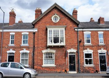 Thumbnail 3 bed town house for sale in York Road, York