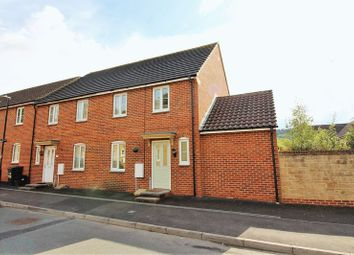 Thumbnail 3 bed terraced house for sale in Lower Meadow, Ilminster