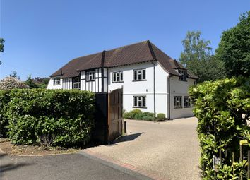 Thumbnail 5 bed detached house for sale in Oaks Road, Shirley, Surrey