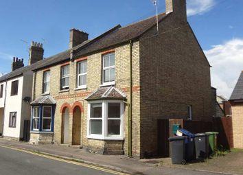 Thumbnail 2 bed maisonette to rent in Ingram Street, Huntingdon, Cambridgeshire