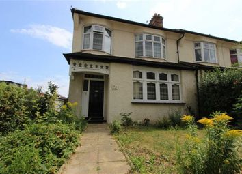 Thumbnail 3 bed end terrace house for sale in Faversham Avenue, Bush Hill Park, London