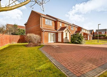 Thumbnail 4 bed semi-detached house for sale in Bridgemere Drive, Framwellgate Moor, Durham