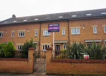 Thumbnail 4 bed town house for sale in Manderville Close, Abington
