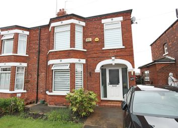 3 bed semi-detached house for sale in Woldcarr Road, Hull, East Yorkshire HU3
