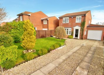 Thumbnail 3 bed detached house for sale in Eden Close, York