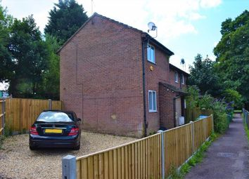 Thumbnail 1 bed end terrace house to rent in Bentley Green, West End, Southampton