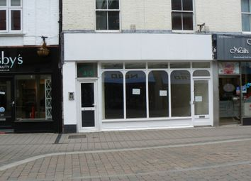 Thumbnail Retail premises to let in 4-6 Bartholomew Street, Newbury