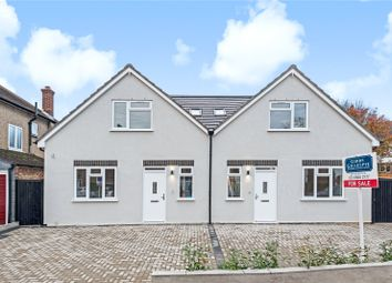 Thumbnail 3 bed semi-detached house for sale in Lincoln Road, Harrow, Middlesex