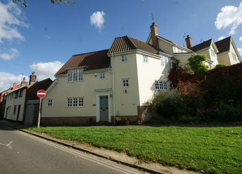 Thumbnail 3 bed town house for sale in James Roberts Court, The Street, Wenhaston, Halesworth