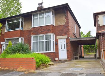Thumbnail 2 bedroom semi-detached house for sale in Lords Avenue, Lostock Hall, Preston