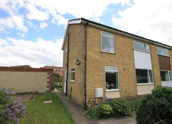 Thumbnail 3 bed semi-detached house for sale in Kingston Close, Northallerton