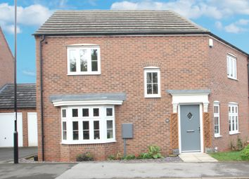 Thumbnail 3 bed semi-detached house for sale in Jefferson Way, Bannerbrook Park, Coventry