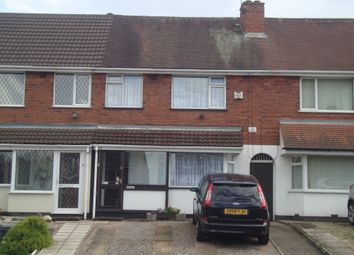 Thumbnail 3 bed terraced house for sale in Sandy Lane, Great Barr