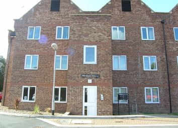 Thumbnail 3 bed flat to rent in Henshall House, Chesterfield, Derbyshire