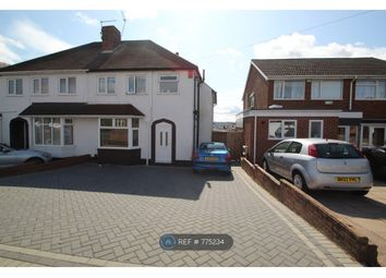 Thumbnail 3 bed semi-detached house to rent in Amblecote Road, Brierley Hill