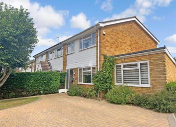 Northleigh Close, Loose, Maidstone, Kent ME15. 4 bed end terrace house