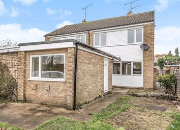 Thumbnail 4 bedroom property to rent in Rosecroft Way, Shinfield, Reading