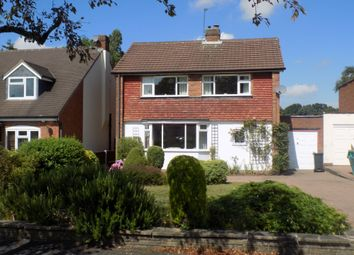 Thumbnail 3 bed detached house to rent in Streetly Crescent, Sutton Coldfield