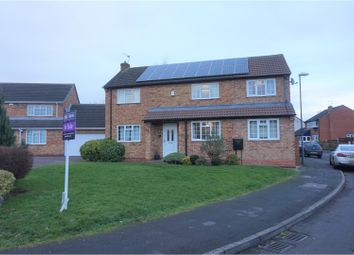 Thumbnail 3 bedroom detached house for sale in Brading Close, Alvaston