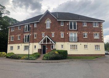Thumbnail 2 bedroom flat for sale in St Matthews Close, Renishaw, Sheffield