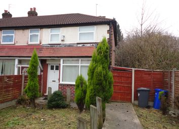 Thumbnail 2 bed end terrace house to rent in Brynford Avenue, Blackley, Manchester