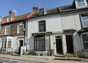 Thumbnail 3 bed terraced house for sale in Effingham Street, Ramsgate