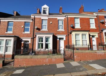 Thumbnail 5 bed terraced house for sale in Saint Johns Road, Newcastle Upon Tyne