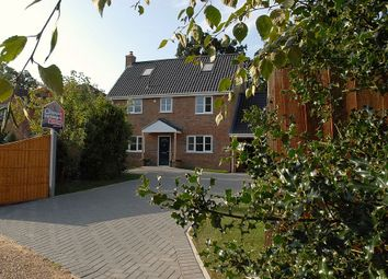 Thumbnail 5 bed detached house for sale in 2C Breck Farm Lane, Taverham, Norwich, Norfolk