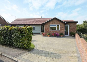 Thumbnail 3 bedroom detached bungalow for sale in St. Andrews Gardens, Shepherdswell, Dover