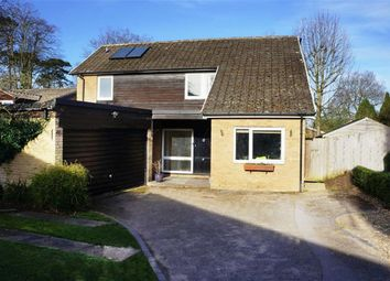 Thumbnail 4 bed detached house for sale in Lynch Hill Park, Whitchurch, Hampshire