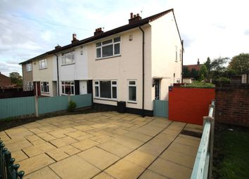 Thumbnail 2 bed terraced house to rent in Wilbraham Road, Worsley, Manchester