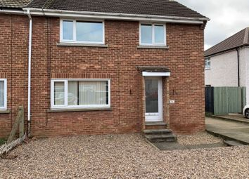 Thumbnail 3 bed semi-detached house to rent in Millfield Road, Deeping St. James, Peterborough